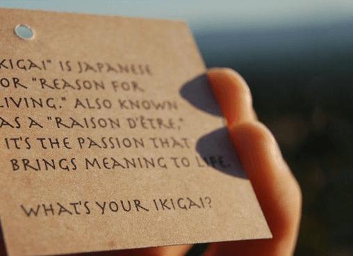 Ikigai: che cos'è e che cosa c'entra con il Counseling