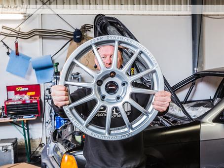 Reifen und Felgen für unseren E36! - Werkstatt #55