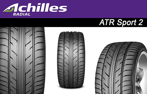 Achilles ATR Sport 2 // Driftreifen