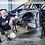 Thumbnail: BMW E36 Service Böcke