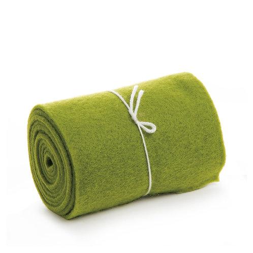 Manta de Lã Verde