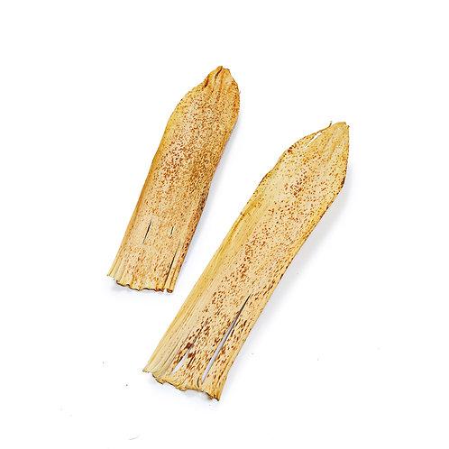 Folha de Bamboo Branca