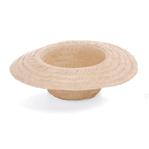 Chapéu de Palha Crisântemo