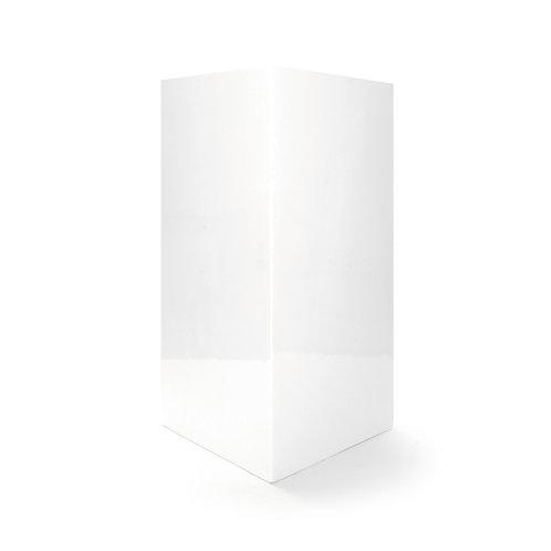 Vaso Coluna Branca M