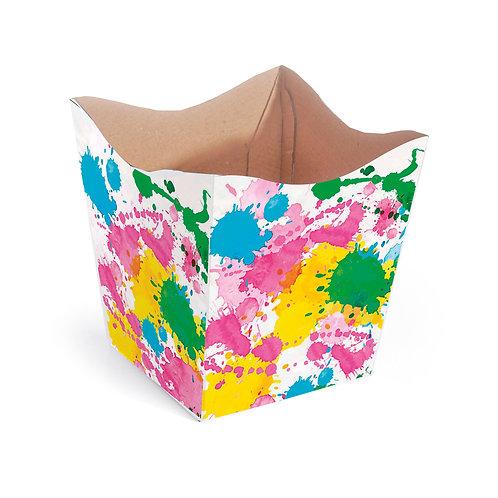 Cachepot Textura Paintball