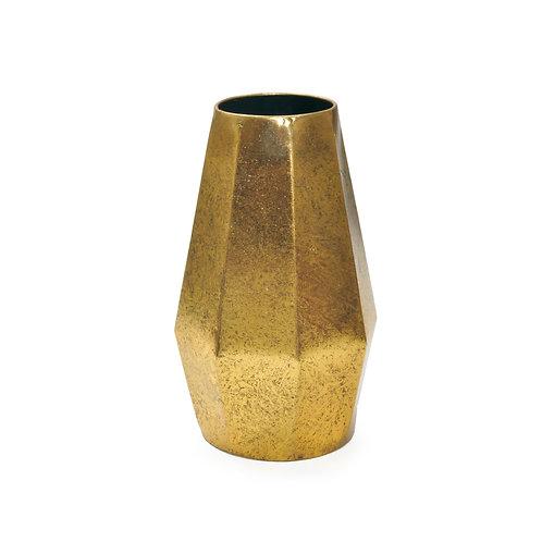 Vaso Ouro Octógono M