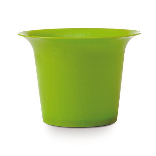 Vaso Cristal Verde