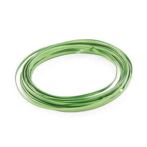 Fita de Alumínio Verde Cítrico