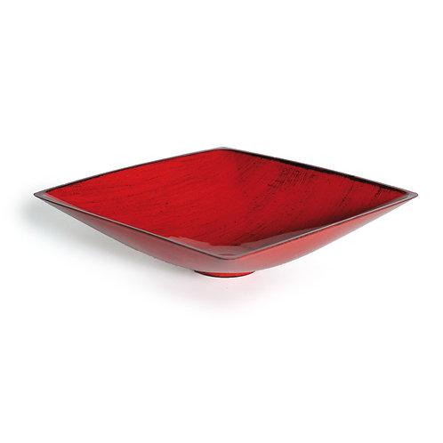 Base Vermelha Quadrada Alta M