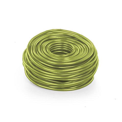 Arame de Alumínio Verde Cítrico