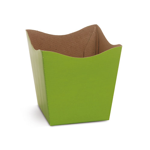 Cachepot Liso Verde