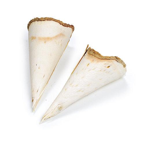 Cone Madeira Branco