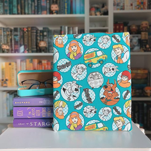 Enter our book sleeve giveaway for a cha