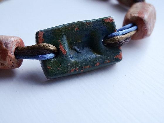 Libra Ceramic Bracelet for Men