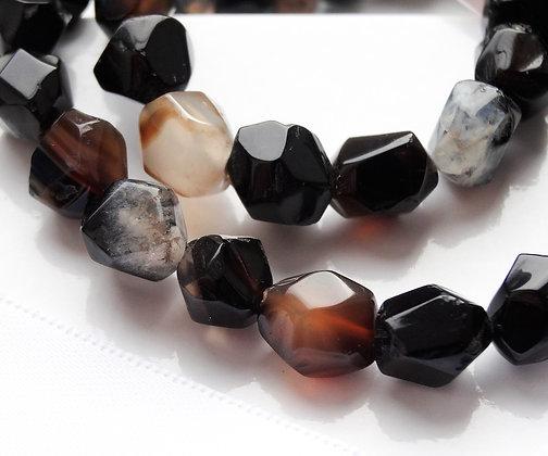 Onyx Gemstones Necklace