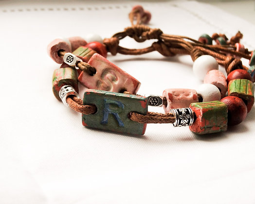 His and Hers - Personalised bracelets