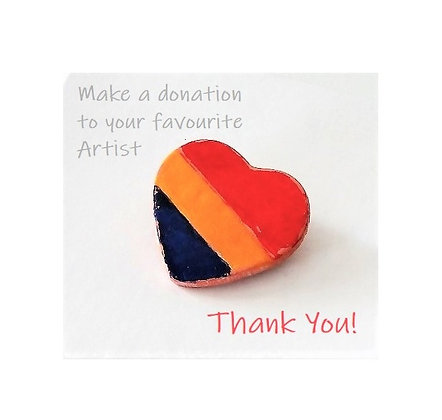 Donation to an Artist
