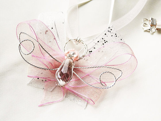 King Butterfly Necklace