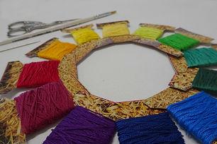TALLER laboratorio textil logicas pictor