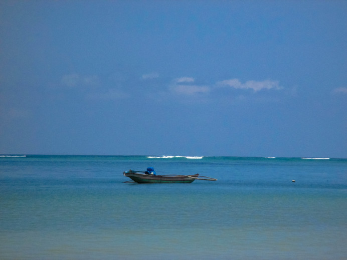 Saya Suka Pantai...