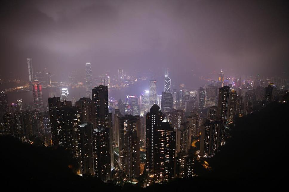Hong Kong /// November 2016
