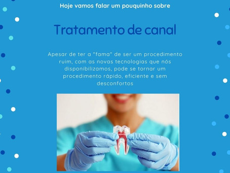 Tratamento de Canal