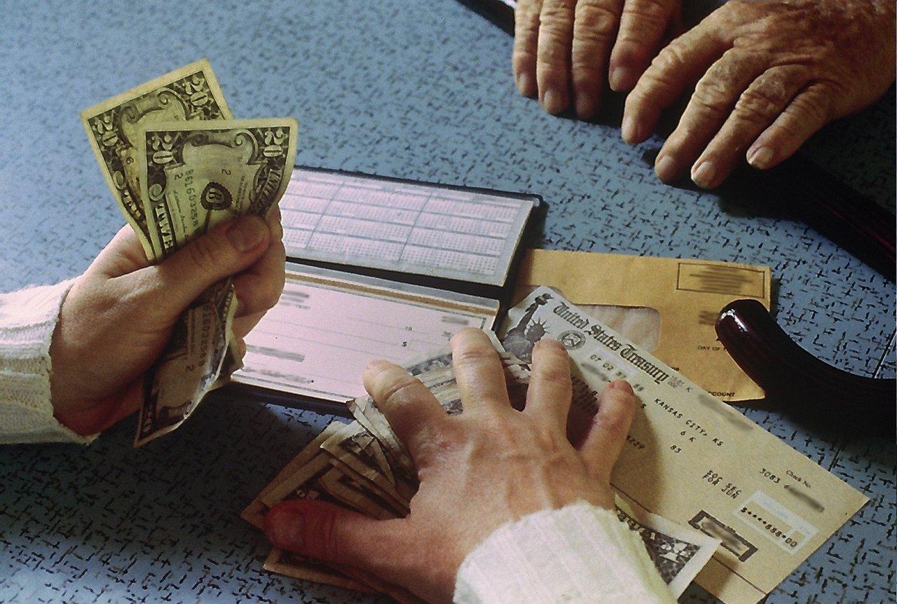 finanical abuse