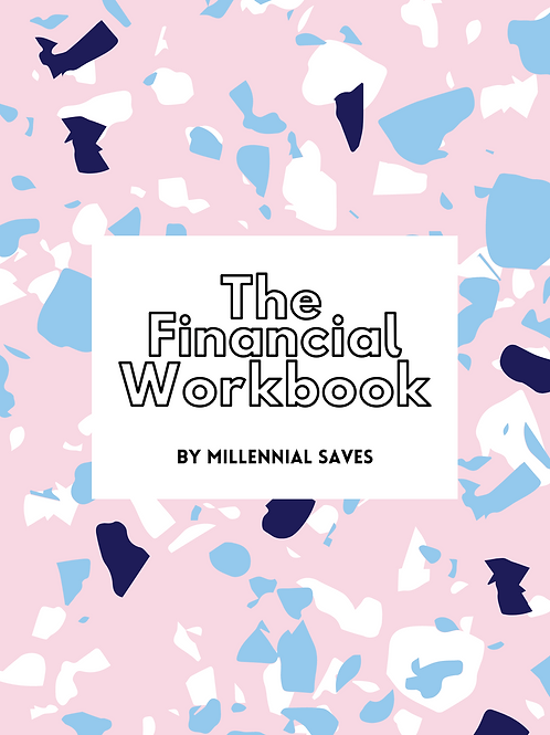 The Financial Workbook (Printable)