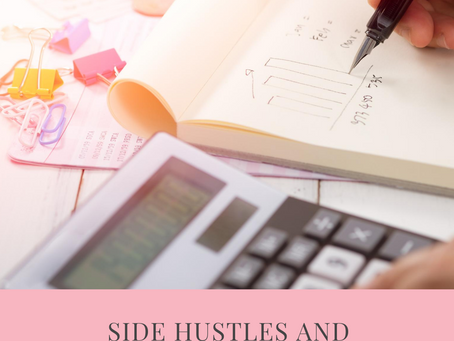 Side Hustles and the Tax Man
