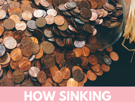 How Sinking Funds Can Help You Save Throughout The Year