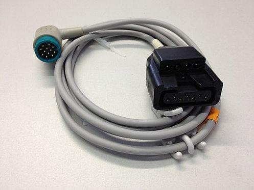 OEM EKG-Stammkabel für LP12 / LP15, Physio Control