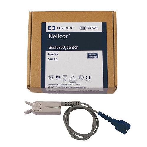 Nellcor Durasensor DS100-A, Fingersensor für Erwachsene >40 kg wiederverwendbar