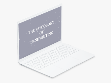 The Psychology of handwriting