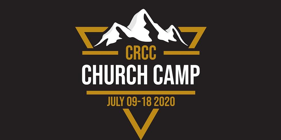 CHURCH CAMP TRIP