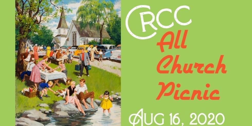 CRCC All Church Picnic