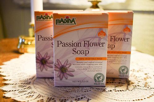 Passion Flower Soap