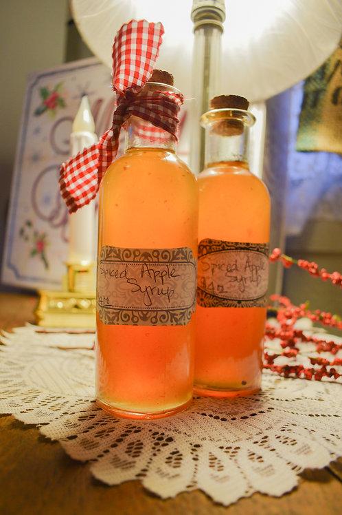 Spiced Apple Syrup