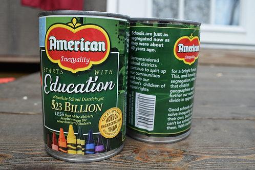 American Education Inequality