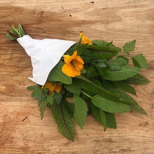 Bouquet d'aromates à ciseler 70g
