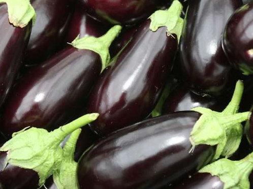 Aubergines bio (au kg)