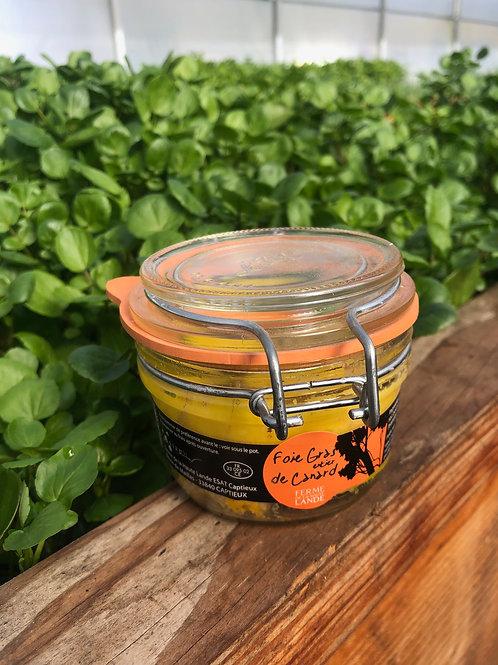 Foie gras entier de canard - 120g
