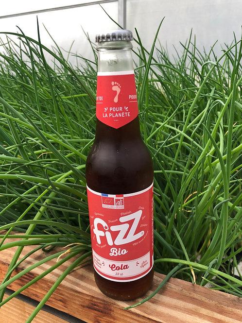 Fizz Cola Bio - 33cl