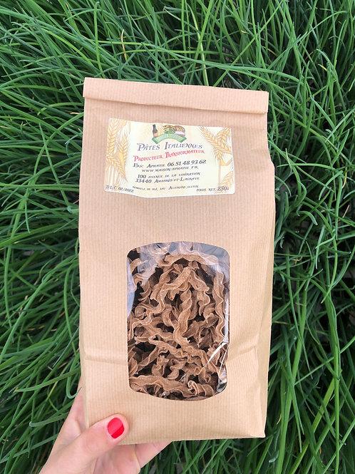 Pâtes bio au blé rouge de Bordeaux - 250g