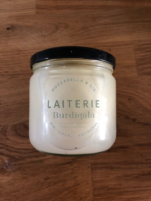 Burrata Bio Artisanale - 165g