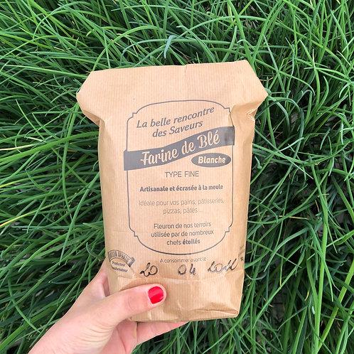 Farine de blé bio - 1kg