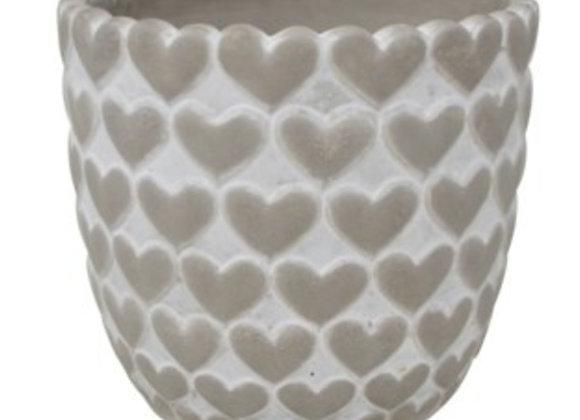 Heart Vase Verone