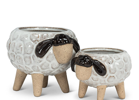 Sheep on Legs Container