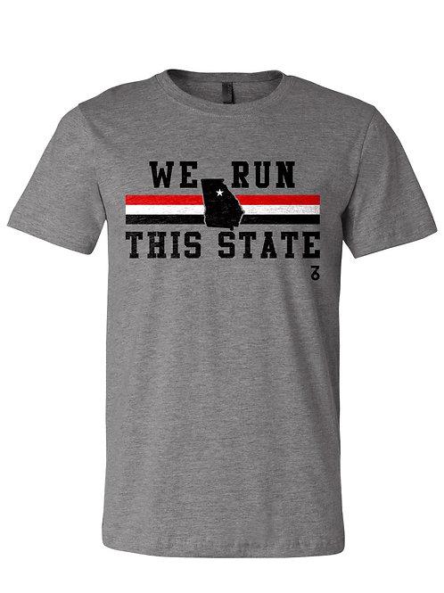We Run This State -Grey