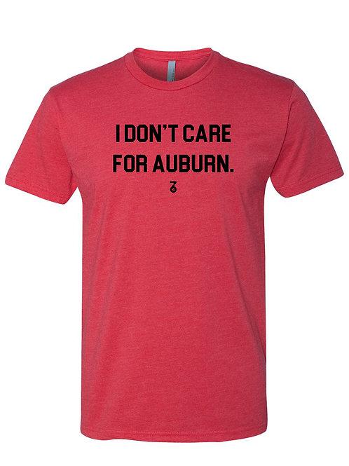 I Don't Care for Auburn