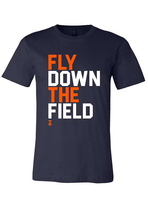 Fly Down The Field